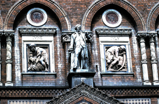 The Wedgwood Institute, Burslem